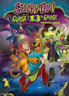 Scooby-Doo! And The Curse Of The 13th Ghost 2019 Custom HD Dual Latino 5.1