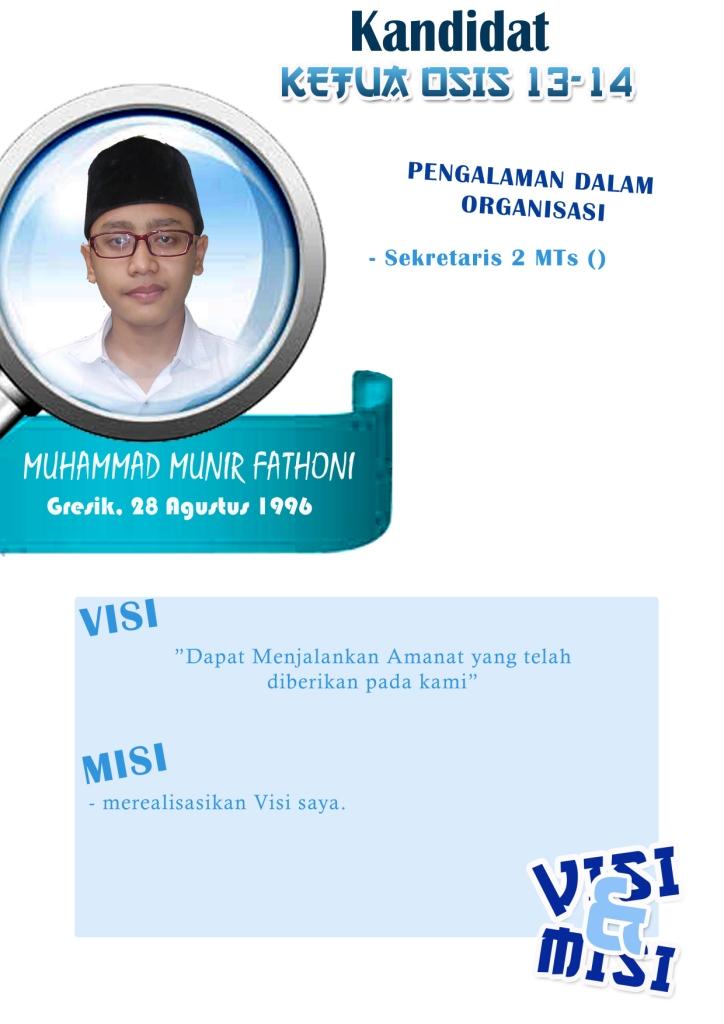 Debat Kandidat Calon Ketua Osis Periode 2013 2014 Mambast Pos