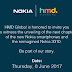 HMD Global Nokia Android Smartphones, New Nokia 3310 Launch in the Philippines is on June 8, 2017