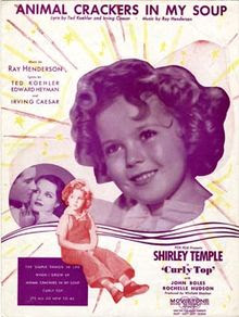 Dragonfly Treasure Shirley Temple Ww