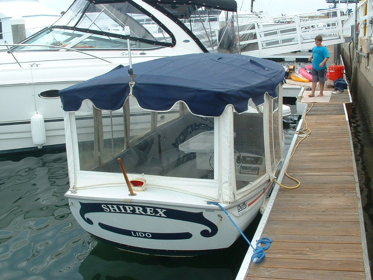 Used Duffy Electric Boats 714 916 0200 Or Boseyachts Mac
