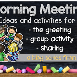 Morning meeting the greeting second grade stories morning meeting ideas and activities to keep things fresh m4hsunfo