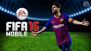 FIFA 16 Mobile Android 450 Compressed Best Graphics
