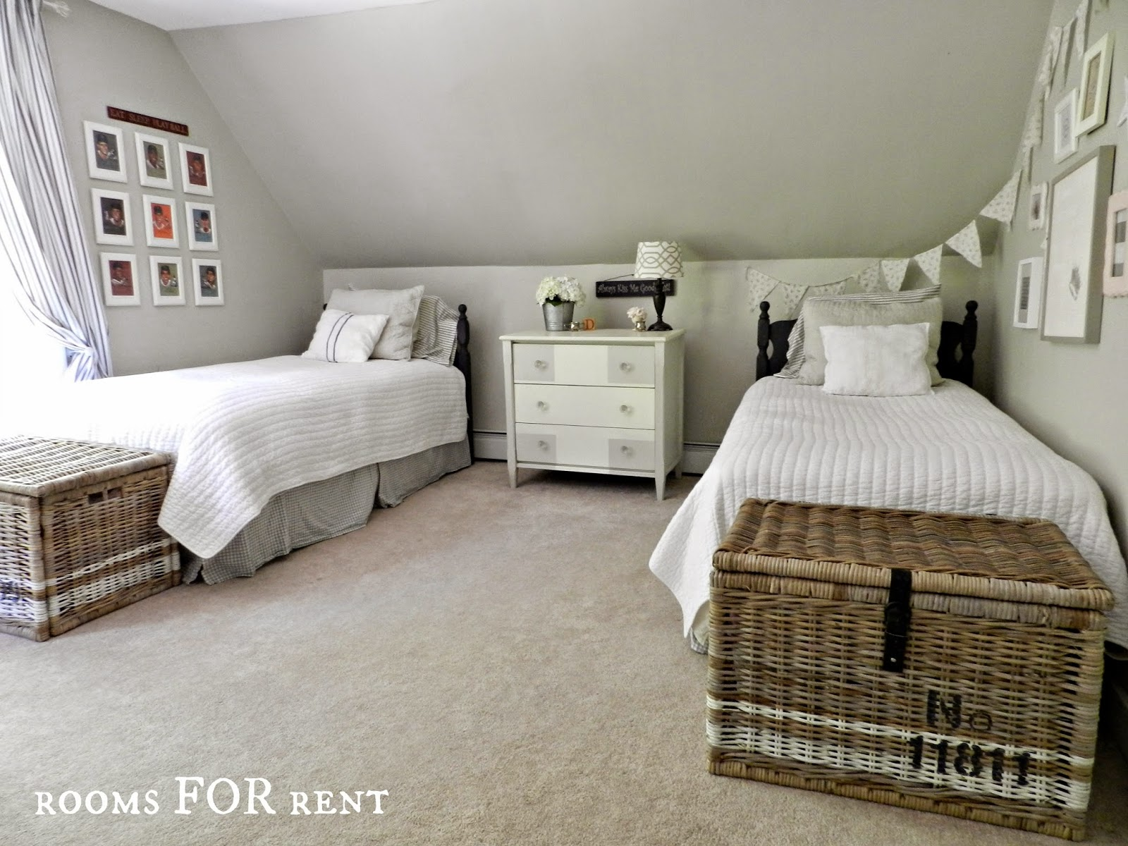 Paint color for gender neutral bedroom jogging path by sherwin williams
