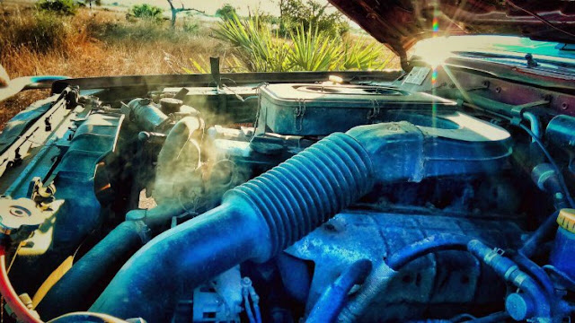 motor averiado