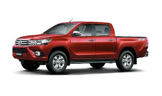 Gambar Toyota Hilux Bandung