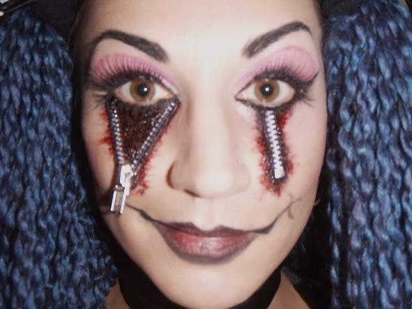 Imagenes De Maquillaje Para Descargar: Imagenes De Maquillaje Para Halloween Para Hombre