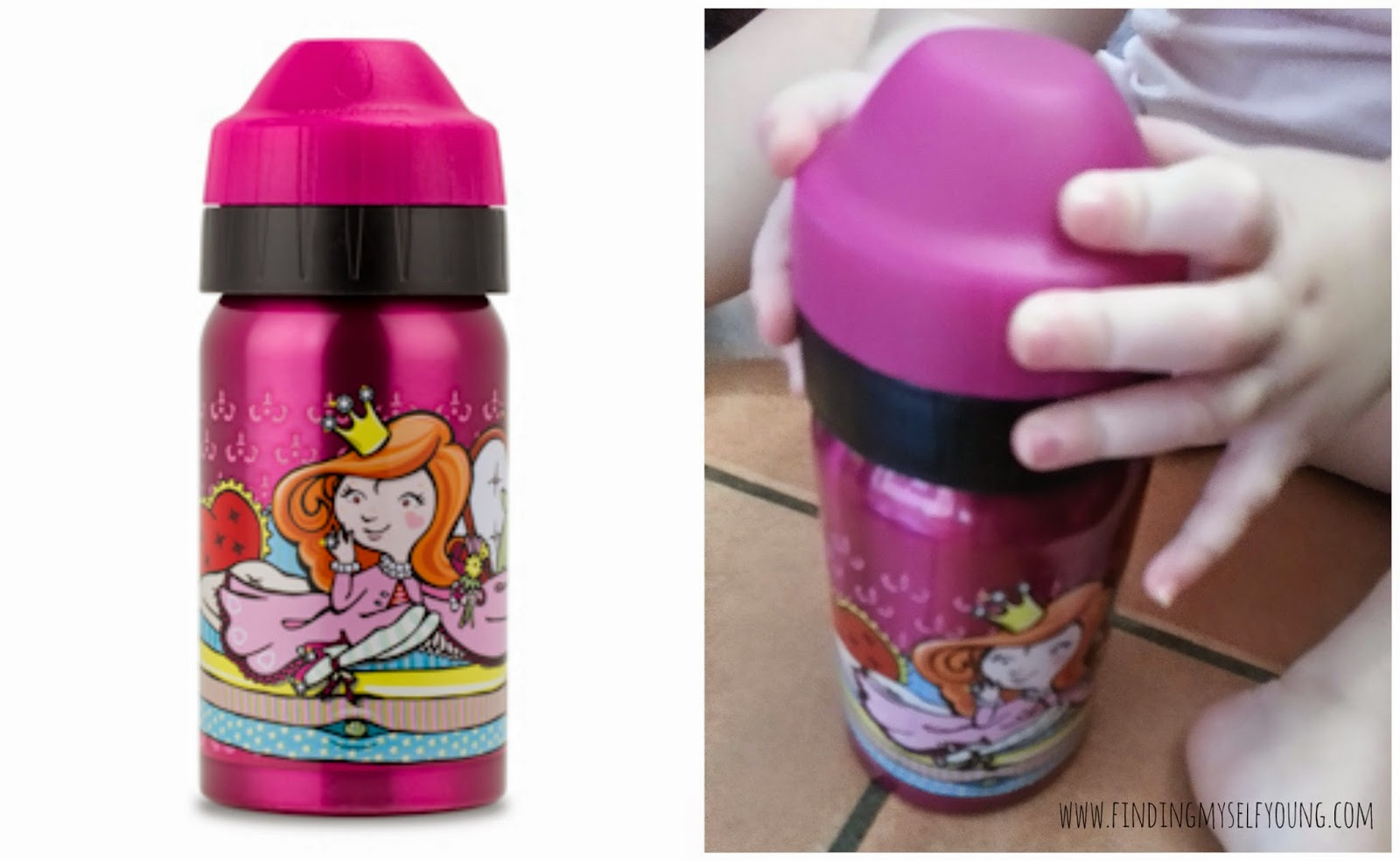 Ecococoon Princess Coco 350ml bottle