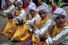 Tari Kreasi Nusantara - tari kuntulan