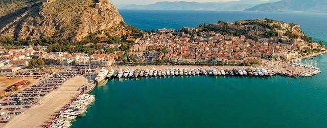 Έντονο ενδιαφέρον για το Mediterranean Yacht Show στο Ναύπλιο