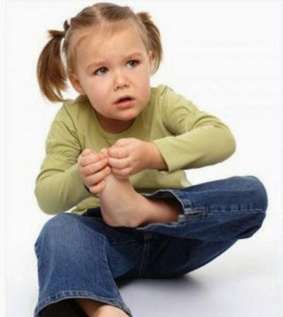 Bệnh viêm khớp ở trẻ em