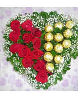 Toko Bunga & Coklat Special Di Jurang Mangu Barat