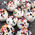 Rainbow Sprinkles Truffles