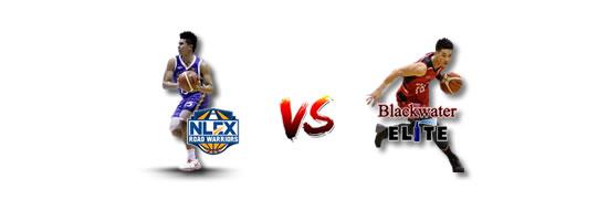 May 30: NLEX vs Blackwater, 4:30pm Smart Araneta Coliseum