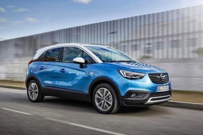 Opel Crossland X Autogas (LPG)