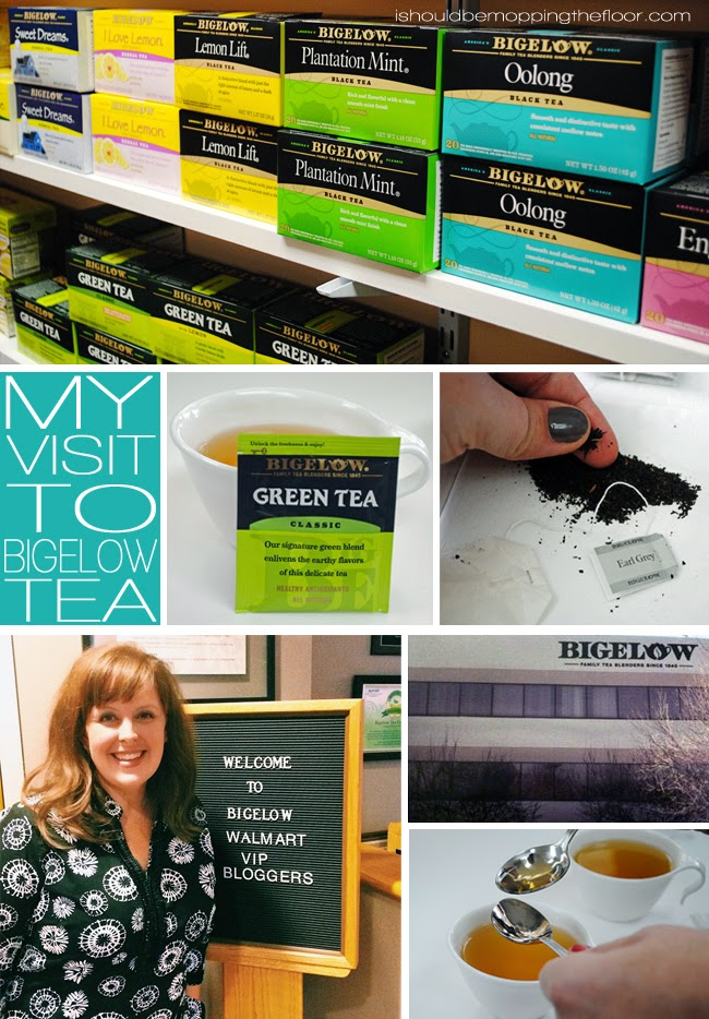 My Day at Bigelow Tea Headquarters | A special glimpse into the inner workings of America's favorite tea company.