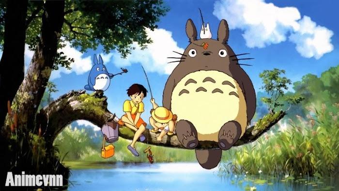 Ảnh trong phim Hàng Xóm Của Tôi Là Totoro 1