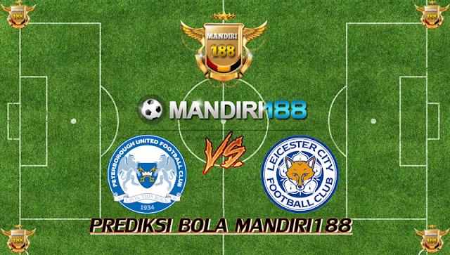 AGEN BOLA - Prediksi Peterborough United vs Leicester City 27 Januari 2018