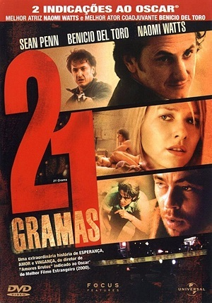 21 Gramas - 21 Grams Torrent Dublado 1080p 720p Bluray Full HD HD