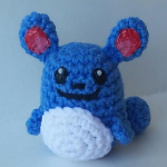 http://www.ravelry.com/patterns/library/marill-ball---pokemon