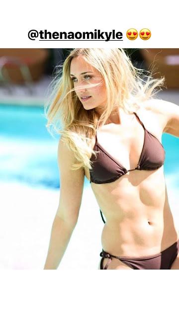 Naomi Kyle tits