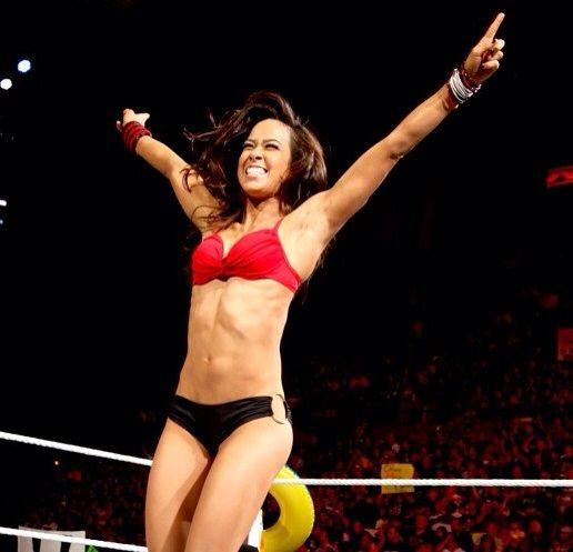 Nikki Bella vs. AJ Lee - WWE Divas Title Match: WWE TLC