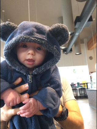 Columbia Baby Tiny Bear II Bunting
