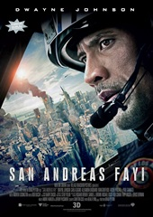 San Andreas Fayı (2015) Mkv Film indir