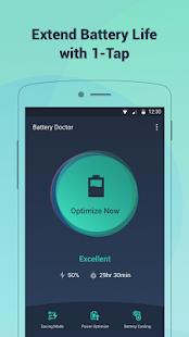 تحميل تطبيق Battery Doctor لبطارية هاتف افضل