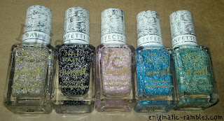 swatch-barry-m-bubblegum-marshmallow-sour-apple-liquorice-dolly-mixture-confetti-nail-effect-bar-glitter-feather-enigmatic-rambles