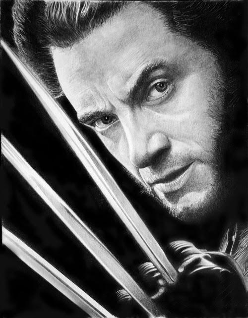 08-X-Men-Logan-Wolverine-Hugh-Jackman-The Wolverine-Franco-Clooney-Francoclun-www-designstack-co