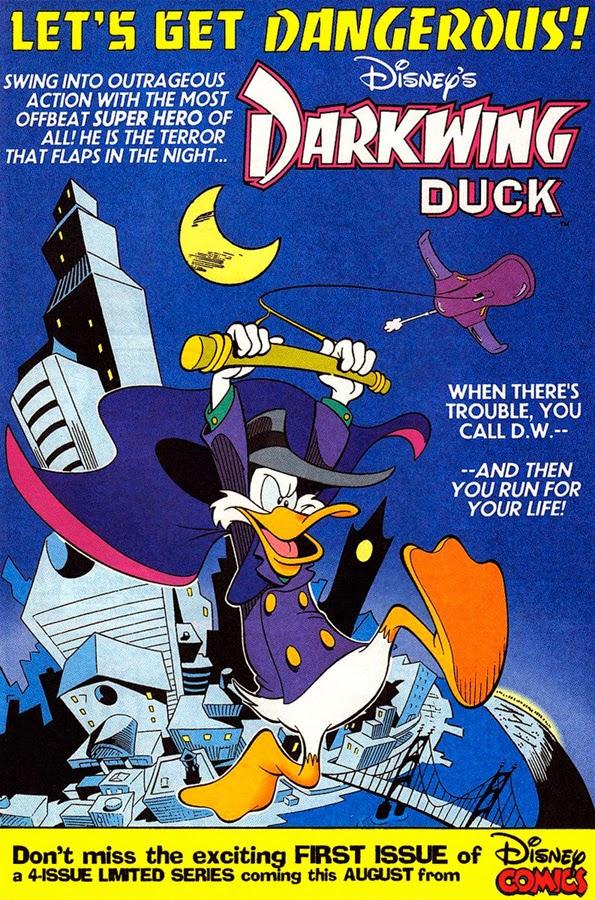 piloot darkwing duck