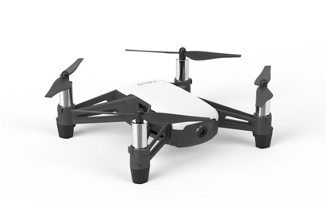 DJI Tello Drone Technology 2018 Most Reviews