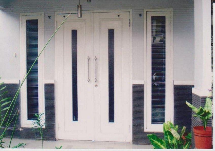 pintu kupu tarung putih 1
