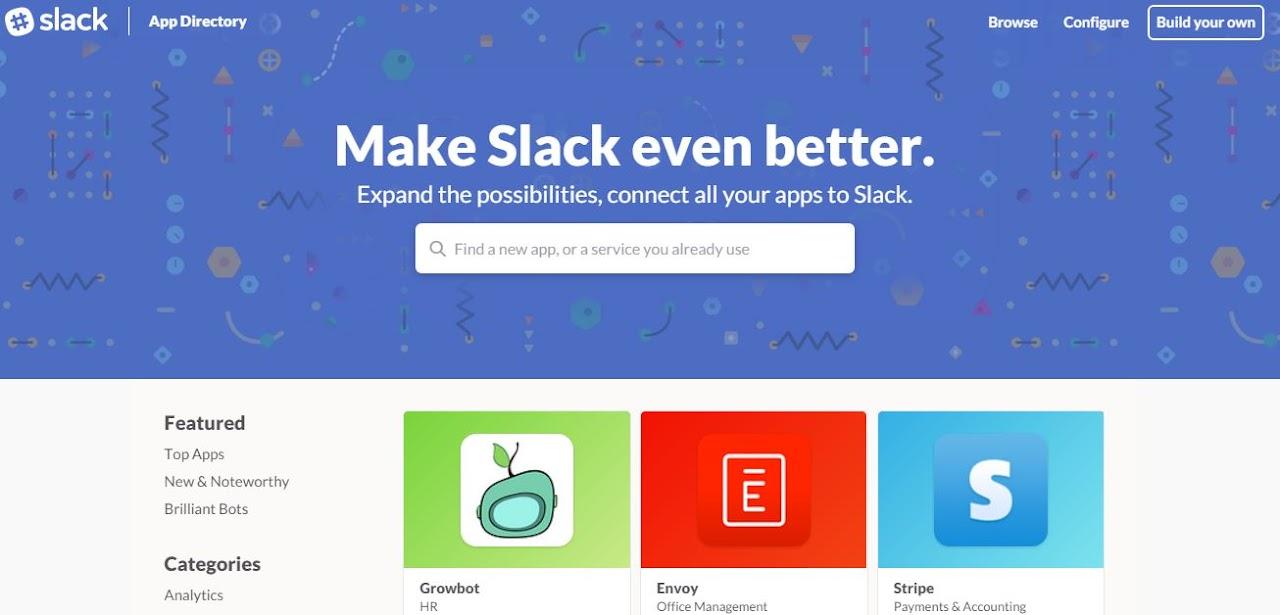 日活躍用戶達200萬的Slack推App商店,聯手創投設立8000萬美元開發者基金