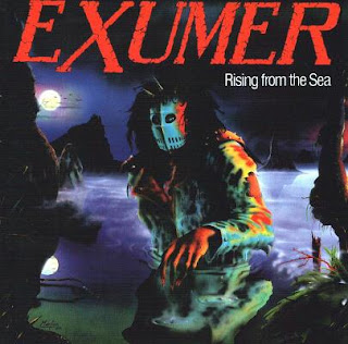 "Το τραγούδι των Exumer ""Shadows Of The Past"" από το album ""Rising from the Sea"""