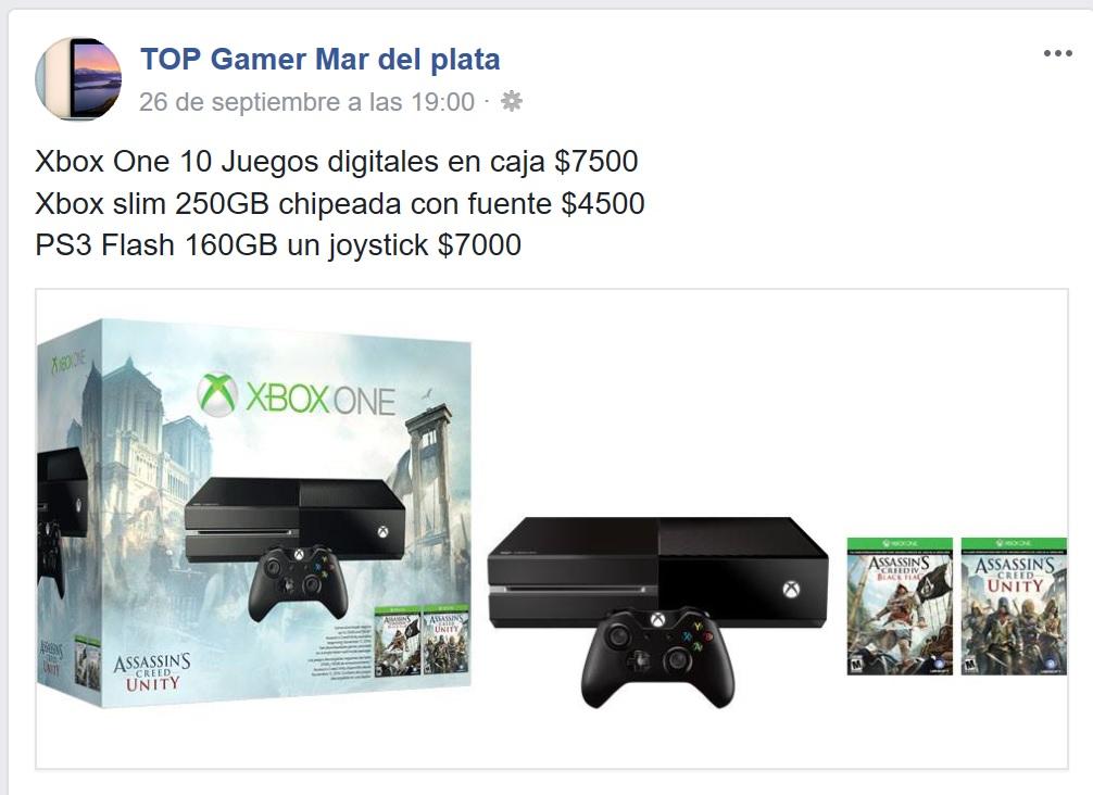 Top Gamer Mar Del Plata