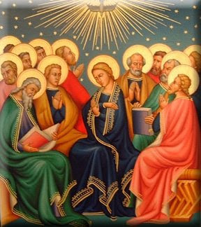 Image result for queen of apostles