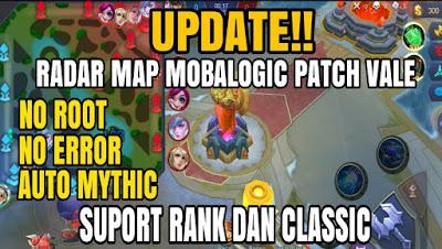 Download Script Radar Map Mobalogic Patch Vale Mobile Legends