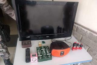 Adolescentes arrombam casa e roubam eletrônicos em Remígio