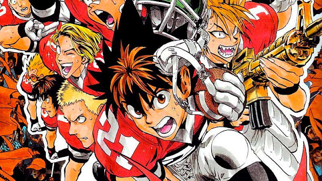Eyeshield 21 Episode List - AVOID FILLING