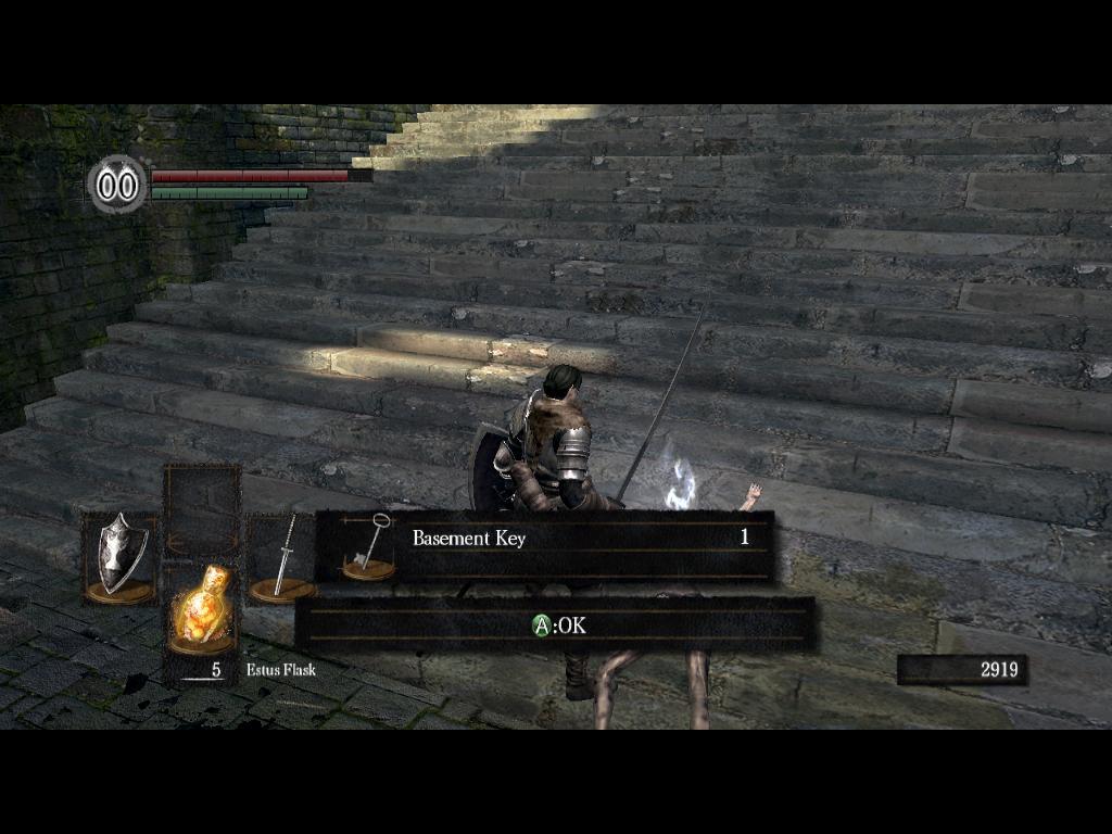 world gamer dark souls undead parish