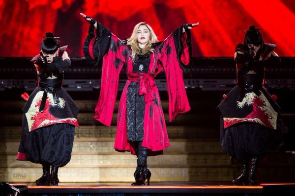 Madonna Concerto Sydney e Sting Film Documentario su Canale 5 questa sera in TV