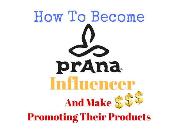 prAna Influencer program