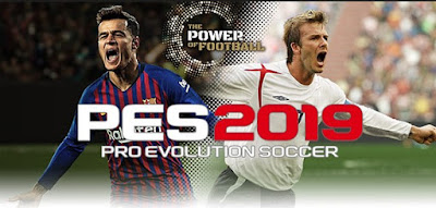 PES 2019 PRO EVOLUTION SOCCER Apk + Data for Android