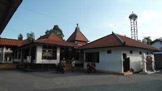 masjid pathok negoro dongkelan