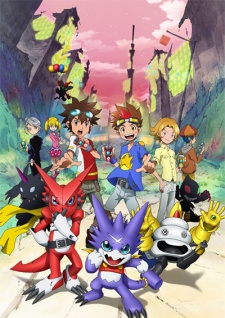 Digimon Xros Wars: Toki wo Kakeru Shounen Hunter-tachi Episode 01-25 [END] MP4 Subtitle Indonesia