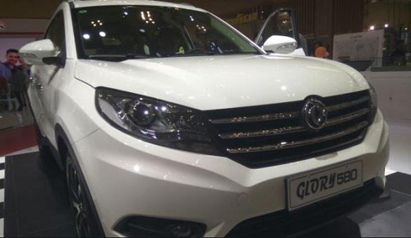 Spesifikasi SUV Sokon Glory 580
