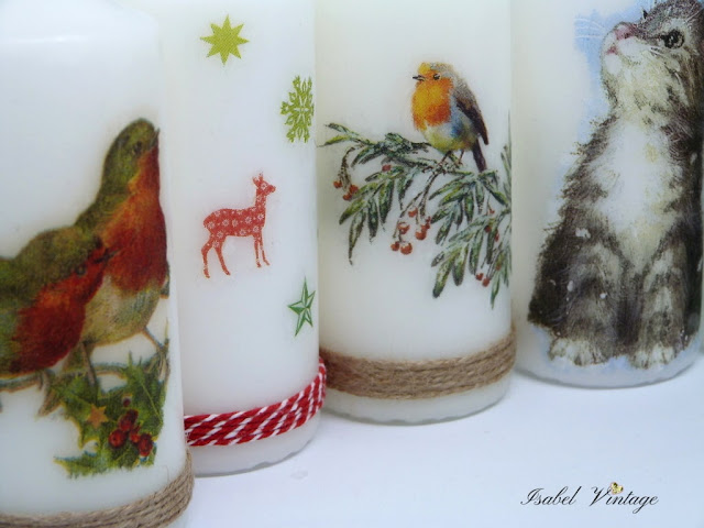 decoupage-velas-navidad