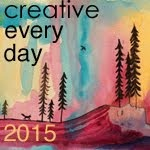 Come and be creative every day in 2015